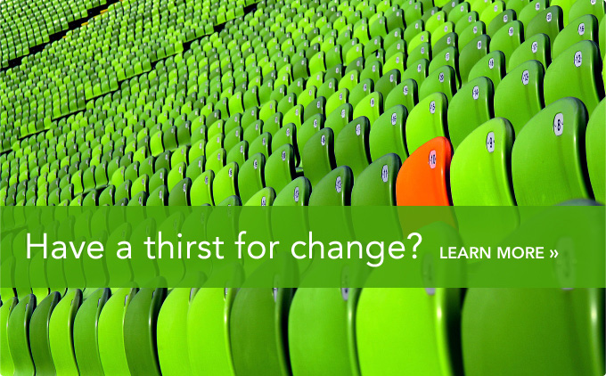 Vora Coaching: Have a thirst for change? Learn more